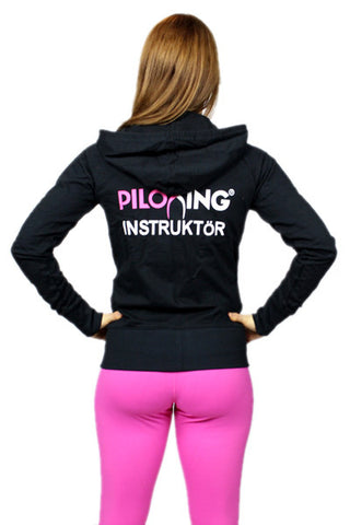Retro Instructor Hoodie black