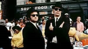 rayban blues brothers