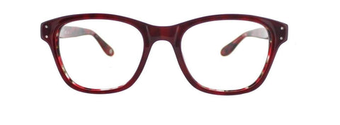 Lunettes John Lennon Jl24 Rouge photo de face
