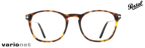 Lunettes Persol 3007-V Ecaille