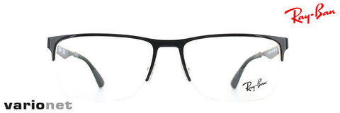 Lunettes Ray-Ban RB6335 Noir et Or
