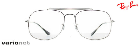 Lunettes Ray-Ban RB6389 Argent