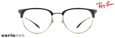 Lunettes Ray-Ban RB6396 Noir et Or