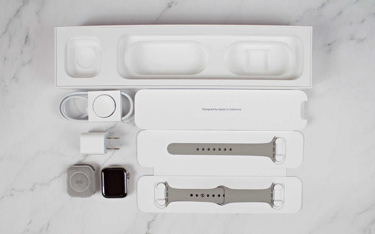 Apple Watch Series 5 Unboxing