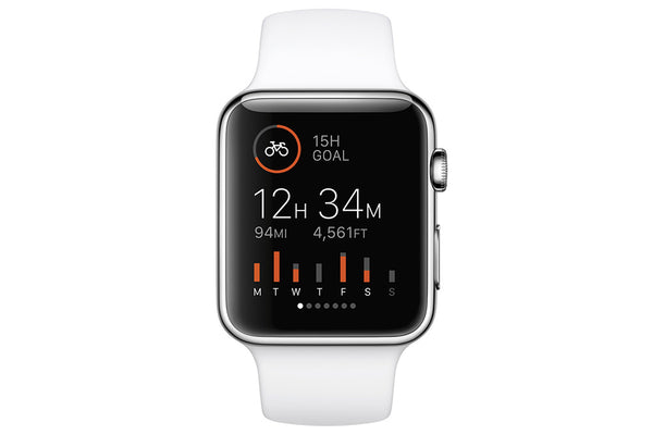 Apple Watch Strava App