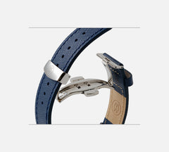 Saffiano Leather Band