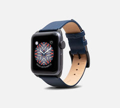Cocktail Leather Band - Apple Watch Monowear
