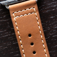 Stitched Genuine Leather