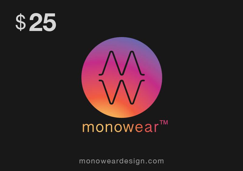 Gift Card - Apple Watch Monowear