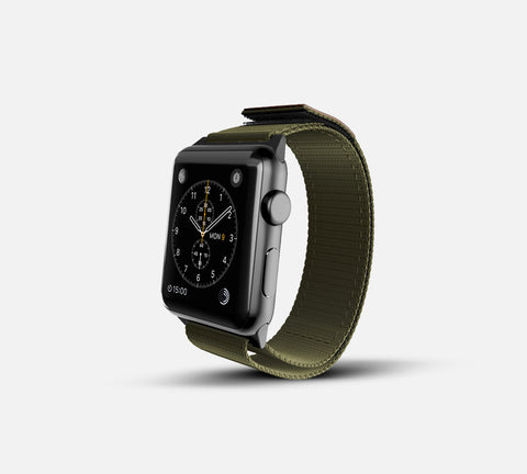 Nylon Active Band Olive