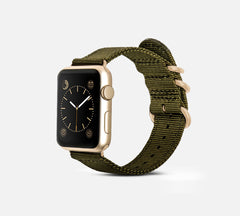 Apple watch nylon band