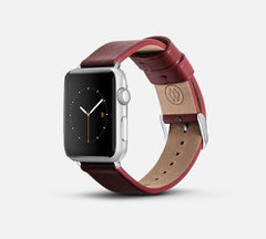 Classic Leather Band - Apple Watch Monowear
