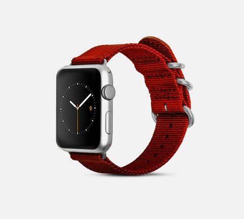 Nylon Band Red
