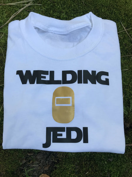 Welding JEDI  Welder Infant/Children's T-Shirt