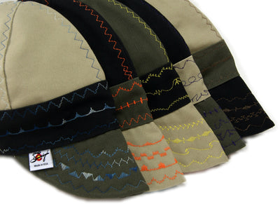 Triple Play 3 Color Exclusive Canvas Welding Cap