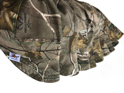 🔥 RealTree Xtra FR Fabric Canvas Welding Caps 2 Styles Available🇺🇸