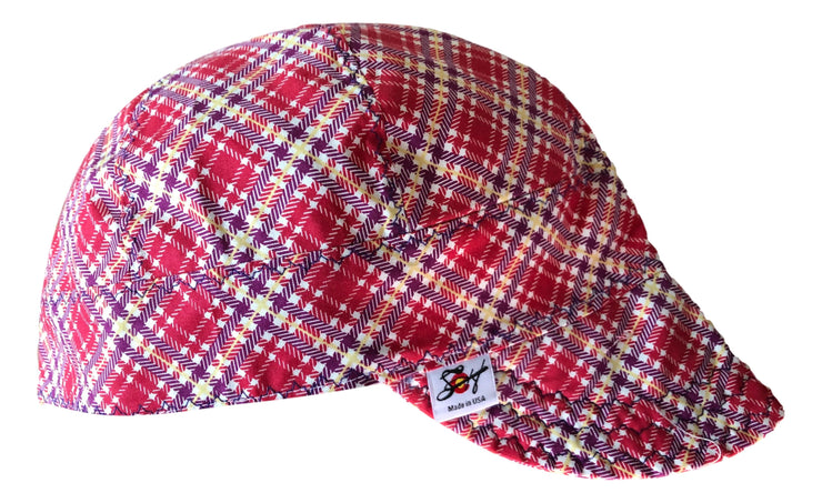 CrossHatch 100% Cotton UnLined Welders Cap