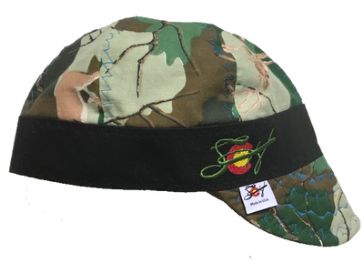 Deer Camo Embroidered  Hybrid Welding