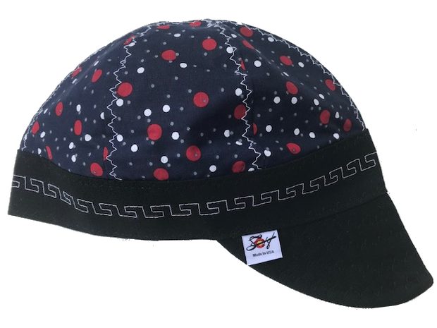 🌏 Outer Space 👽 Hybrid Size 7 1/4 Welding Cap