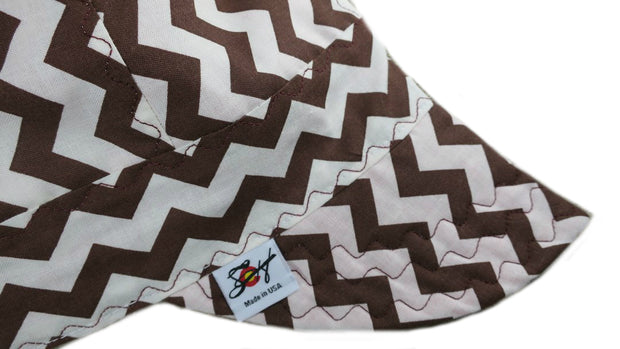 Charlie Brown Inspired Size 7 1/4 Cotton Welding Cap