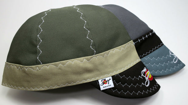Triple-Play Soco Logo Size 7 3/4 Canvas Welding Cap