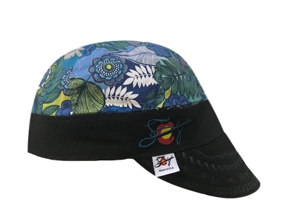 Where the Wild Things Are!! Embroidered Hybrid Welders Cap