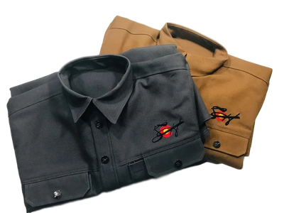 SoCoHats Exclusive Welding Shirt Grey/Brown/Khaki/Black/Navy/Olive Available Now!  ! Welding Jacket
