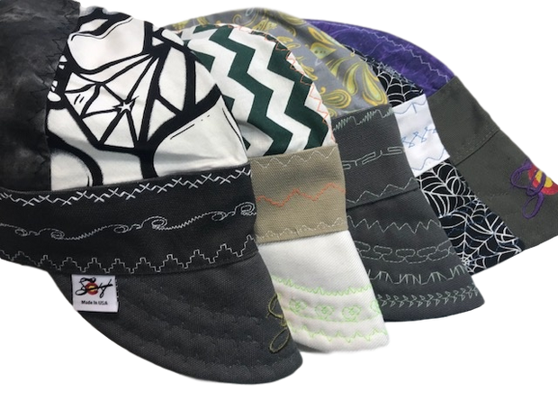 *Free Sticker Pack* 5 Pk. Unique size 7 1/2 Hybrid Welding Caps