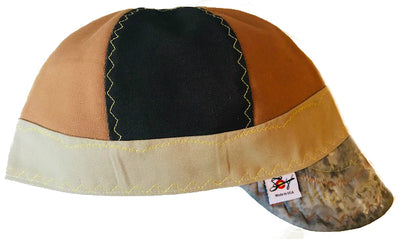 ✰Unique✰ Size 7 5/8 Prewashed Canvas Welding Cap