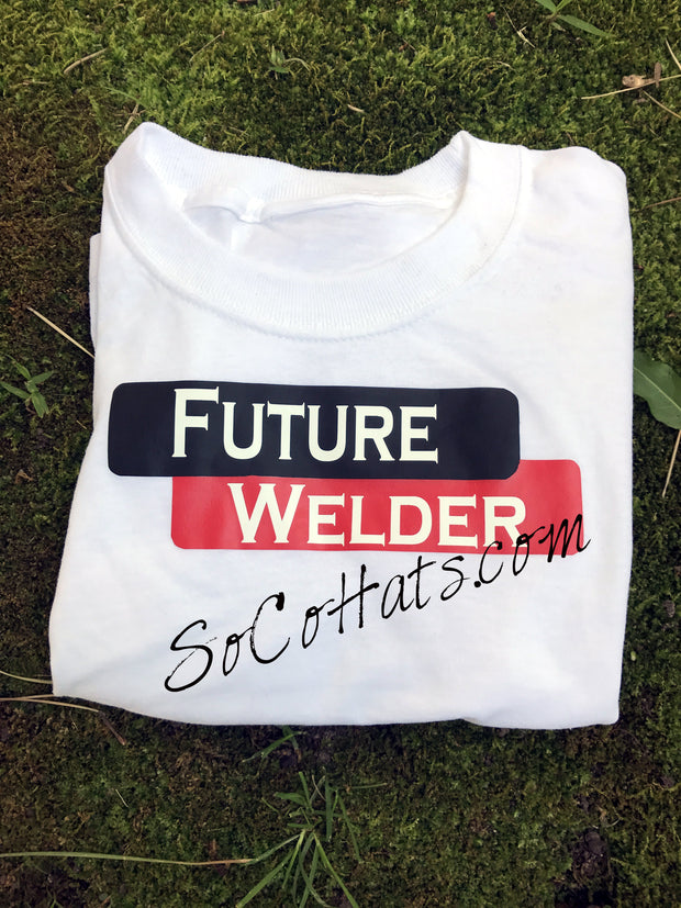 Future Welder Infant/Children's T-Shirt