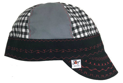 Bad A$$ Combo Size 7 1/2 Hybrid Welding Cap
