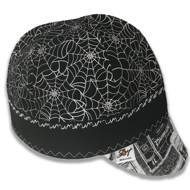 Cycles & Spiders🕸️ Hybrid Welding Cap