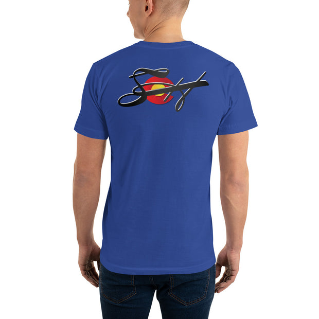 Made in the USA SoCoHats 100% Cotton T-shirt