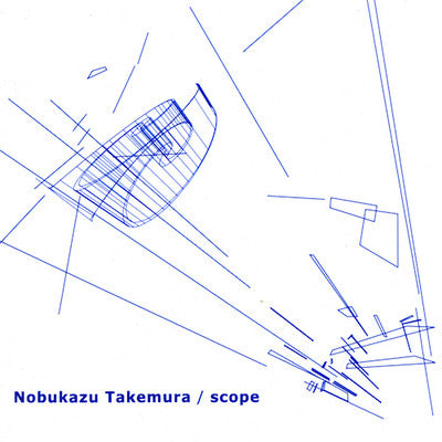Nobukazu Takemura - Scope Vinil - Salvaje Music Store MEXICO