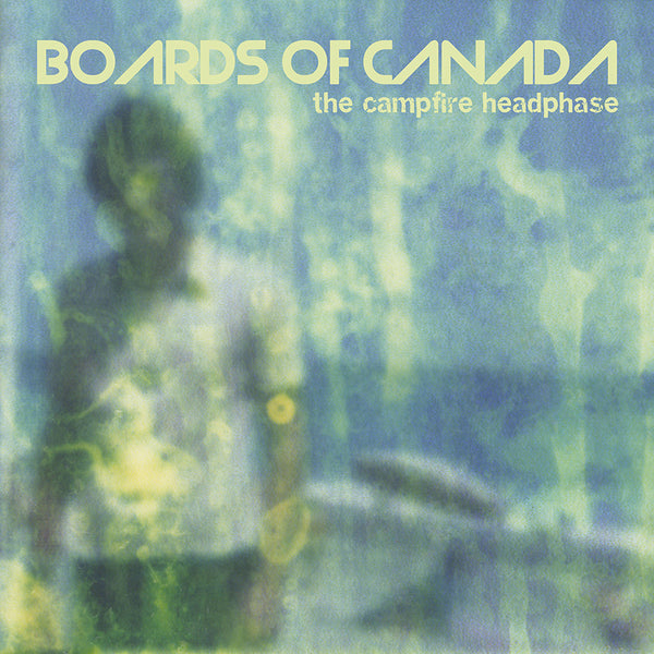 Boards of Canada - The Campfire Headphase (2xLP) Vinil - Salvaje Music Store MEXICO