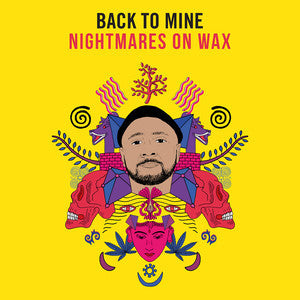 Nightmares on Wax - Back To Mine (2xLP) Vinil - Salvaje Music Store MEXICO