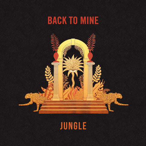 Various Artists Back to Mine: Jungle (Ltd. Edition, 2xLP Clear) Vinil - Salvaje Music Store MEXICO