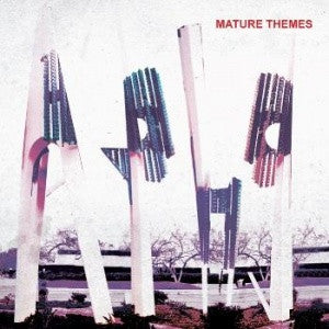 Ariel Pink's Haunted Graffiti - Mature Themes Vinil - Salvaje Music Store MEXICO