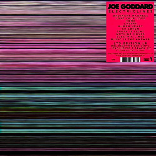 Joe Goddard - Electric Lines (3xLP Deluxe Edition) Vinil - Salvaje Music Store MEXICO