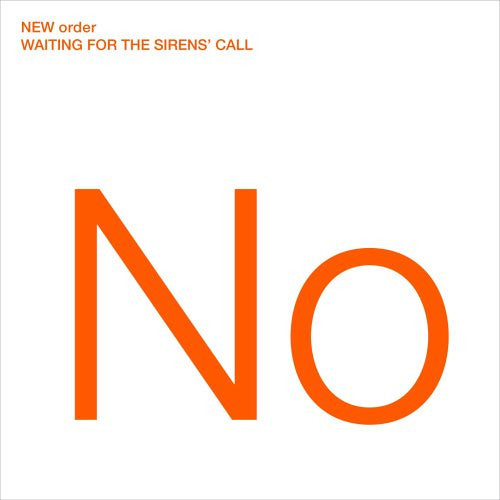 New Order - Waiting For The Sirens Call Vinil - Salvaje Music Store MEXICO