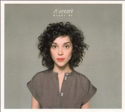 St. Vincent - Marry Me Vinil - Salvaje Music Store MEXICO