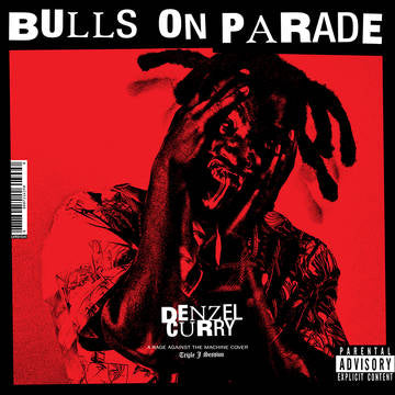 Denzel Curry - Bulls On Parade (7'' double A-sided, first time on vinyl, limited to 2500, indie exclusive)