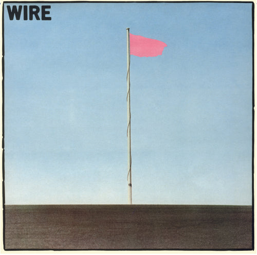 Wire - Pink Flag Vinil - Salvaje Music Store MEXICO