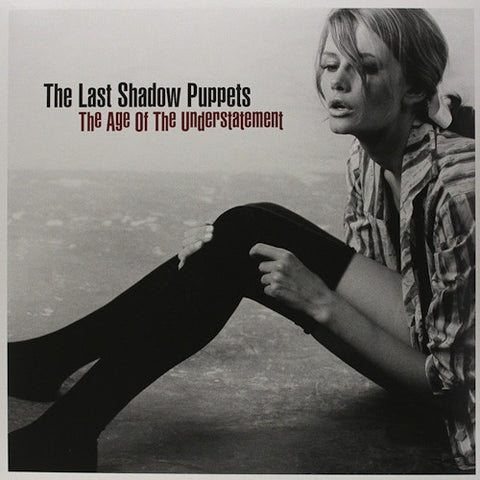 The Last Shadow Puppets - The Age Of The Understatement Vinil - Salvaje Music Store MEXICO