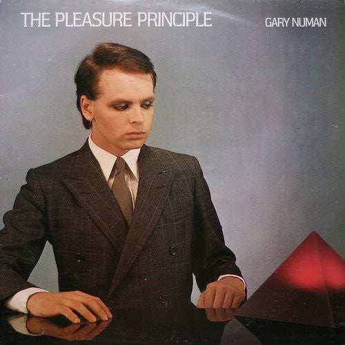 Gary Numan - The Pleasure Principle Vinil - Salvaje Music Store MEXICO