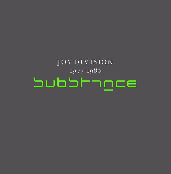 Joy Division - Substance (2xLP) Vinil - Salvaje Music Store MEXICO