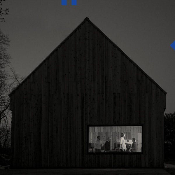 The National - Sleep Well Beast (2xLP de color azul - indie version) Vinil - Salvaje Music Store MEXICO
