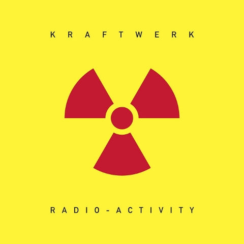 Kraftwerk - Radio-Activity (Limited Edition, Original recording remastered)
