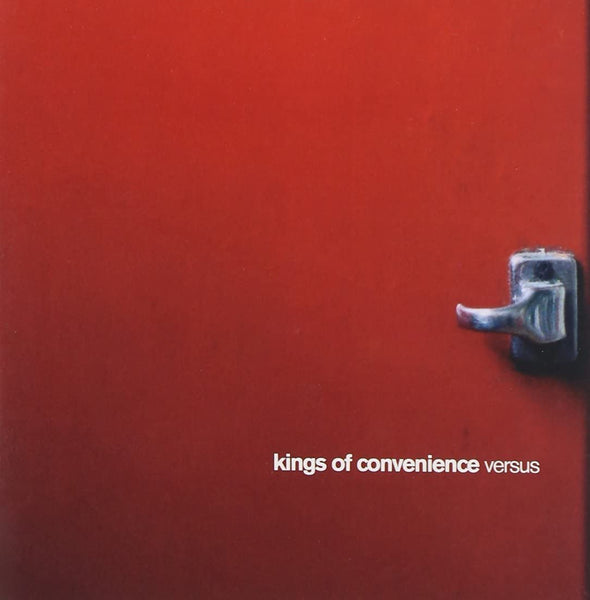 Kings Of Convenience ‎– Versus (Ltd. Edition, 15 year anniversary)