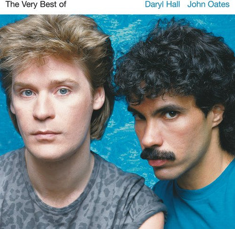 Daryl Hall & John Oates  - The Very Best of Daryl Hall & John Oates (2xlp Coloured) Vinil - Salvaje Music Store MEXICO